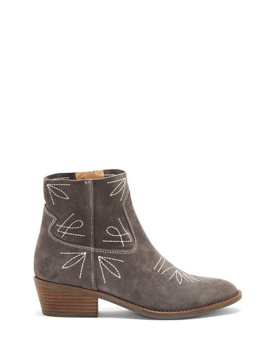FLORINIAH BOOTIE, DARK GREY, productTileDesktop