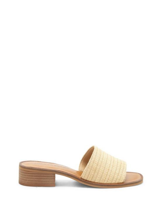 FRIJANA SANDAL HEEL, MEDIUM BEIGE, productTileDesktop