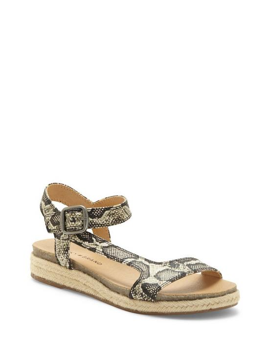 GABRIEN SANDAL, MEDIUM BEIGE, productTileDesktop