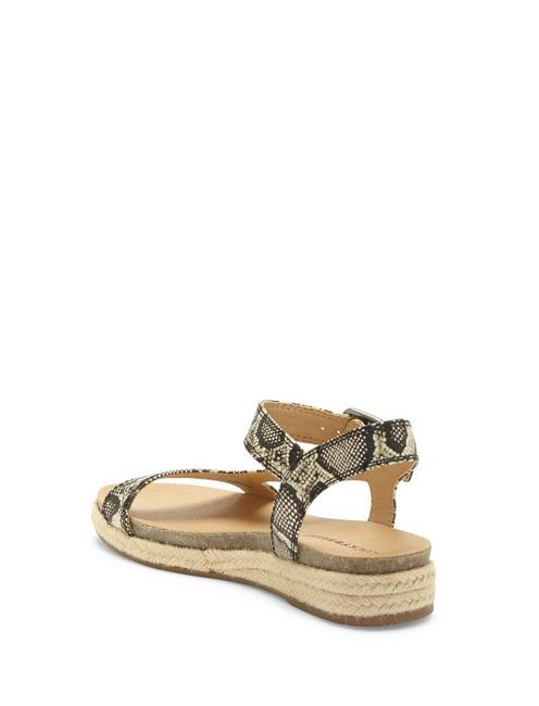 GABRIEN SANDAL, MEDIUM BEIGE