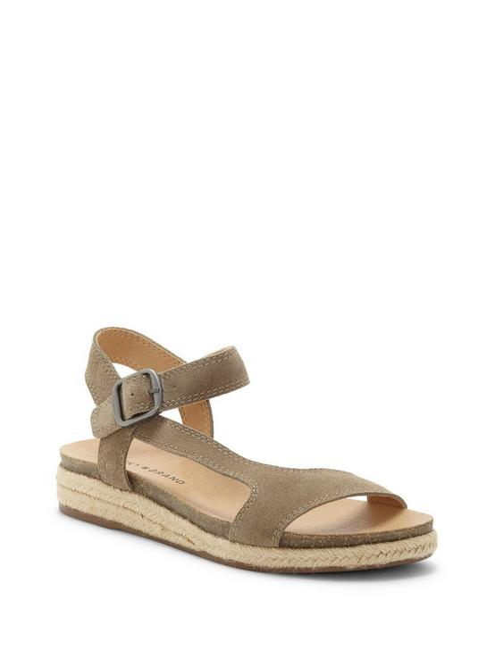 GABRIEN SANDAL, LIGHT GREEN, productTileDesktop