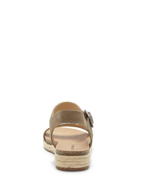 GABRIEN SANDAL, LIGHT GREEN