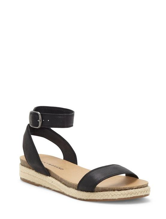 GARSTON LEATHER SANDAL, FEATHER, productTileDesktop