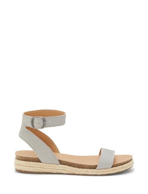 GARSTON SANDAL, LIGHT GREY