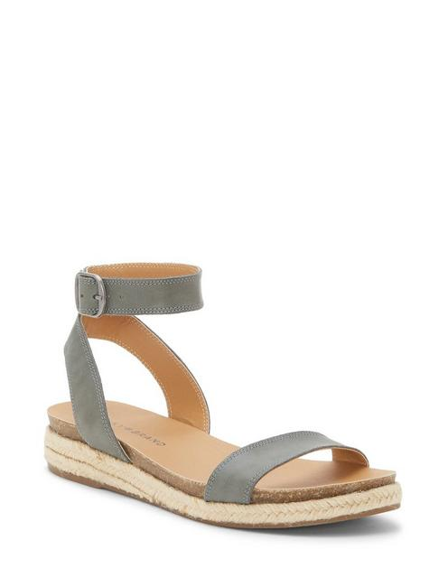 GARSTON SANDAL, LIGHT BLUE