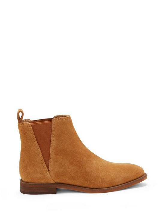 HAYLIA BOOTIE, LIGHT BROWN, productTileDesktop