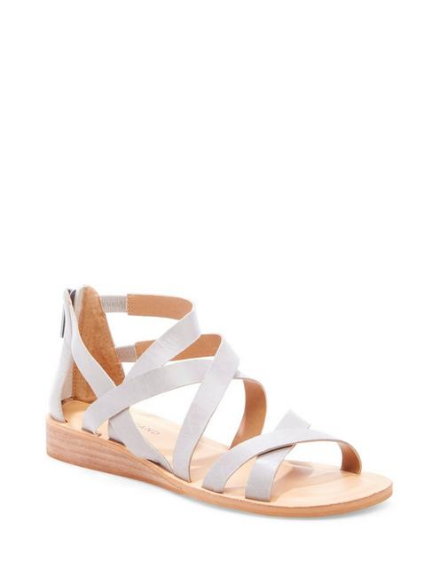 HELENKA SANDAL, LIGHT GREY