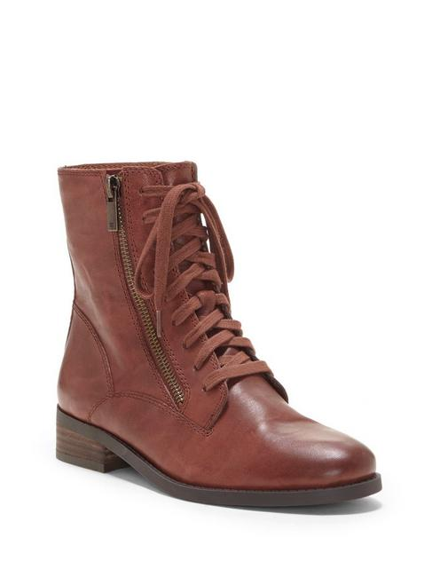 HILDRAN BOOTIE, LIGHT BROWN