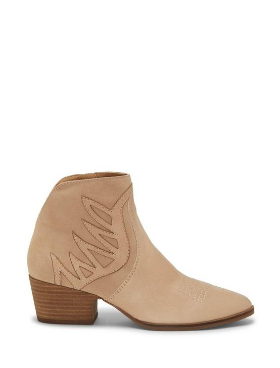 IDELLINA BOOTIE, MEDIUM DARK BEIGE, productTileDesktop