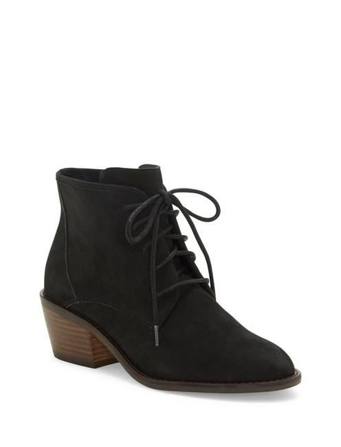 IDRIL LEATHER BOOTIE,