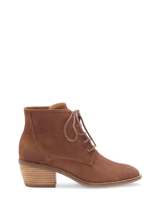 IDRIL BOOTIE, DARK BROWN, productTileDesktop