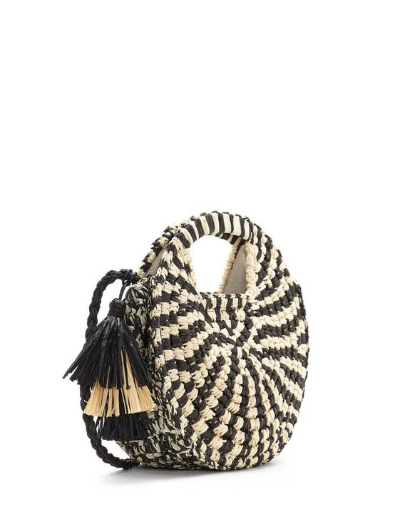 INLY CIRCULAR CROSSBODY, FEATHER, productTileDesktop