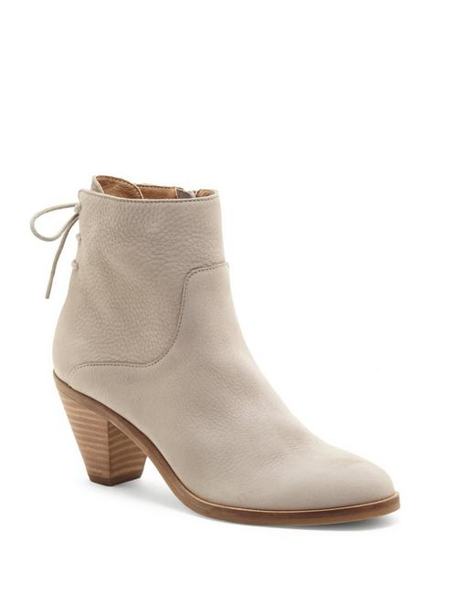 JALIE BOOTIE, LIGHT GREY