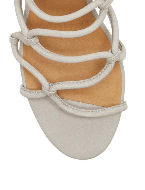 JILSES WEDGE, LIGHT GREY