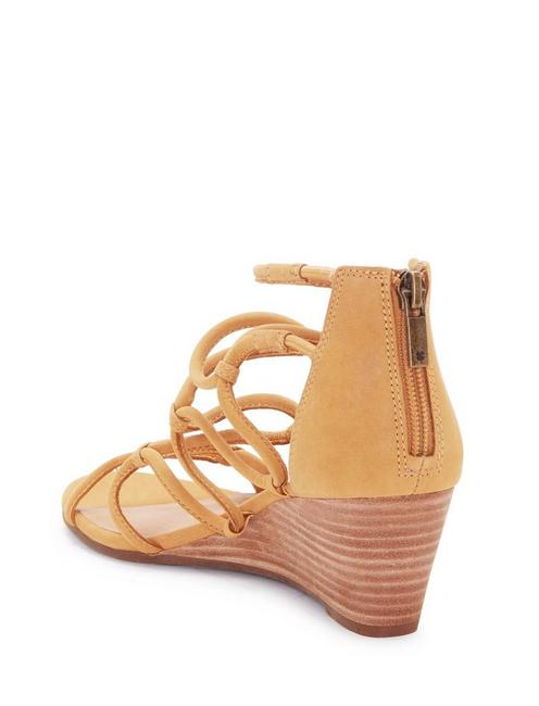 JILSES WEDGE, MEDIUM LIGHT BEIGE