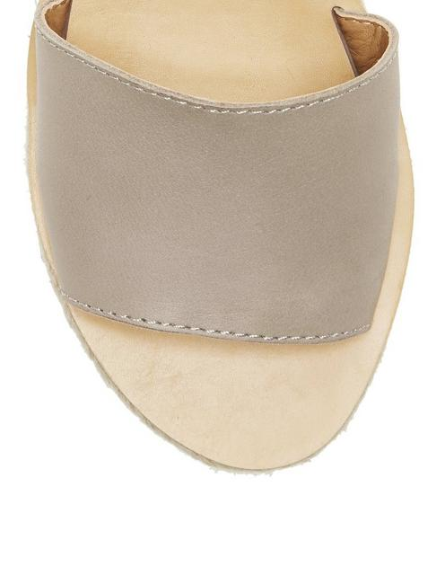 JOODITH SANDAL, LIGHT GREY