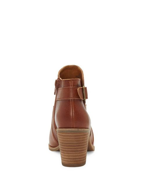 KAUTO BOOTIE, DARK BROWN