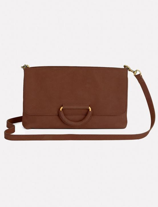 KIKI CLUTCH BAG, BRANDY, productTileDesktop