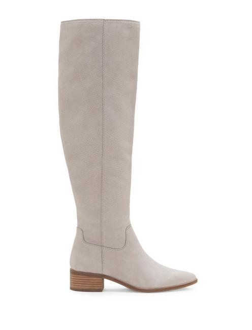 KITRIE BOOT, LIGHT GREY