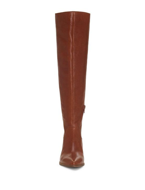 KITRIE BOOT, OPEN BROWN/RUST, productTileDesktop