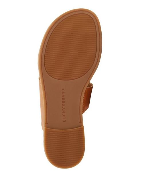 LEELAN SANDAL, LIGHT BROWN