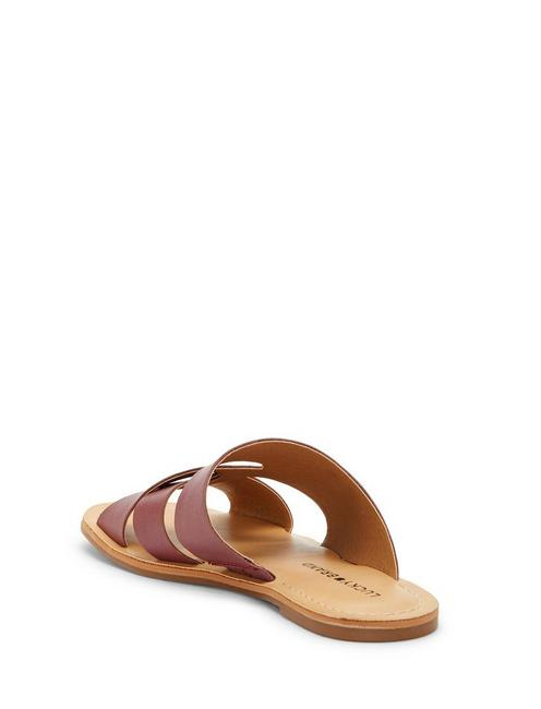 LEELAN SANDAL, LIGHT PURPLE