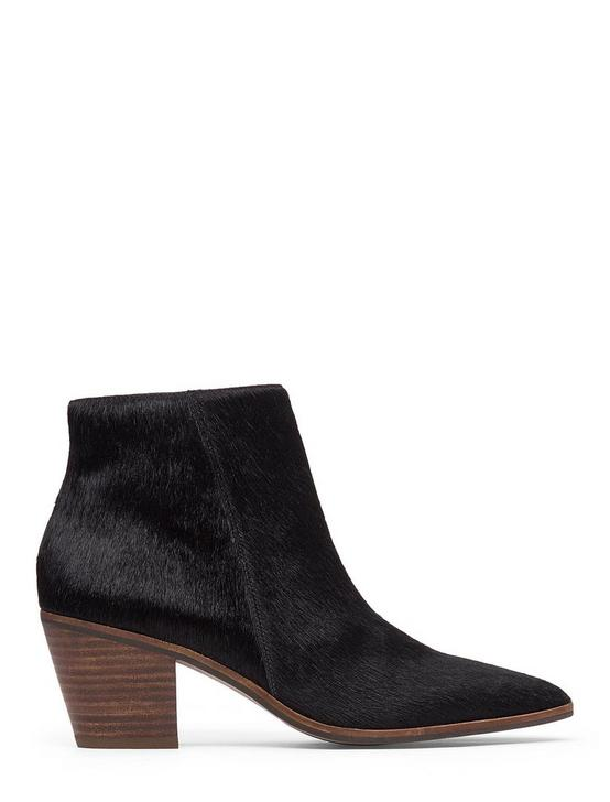 LINNEA BOOTIE, BLACK, productTileDesktop