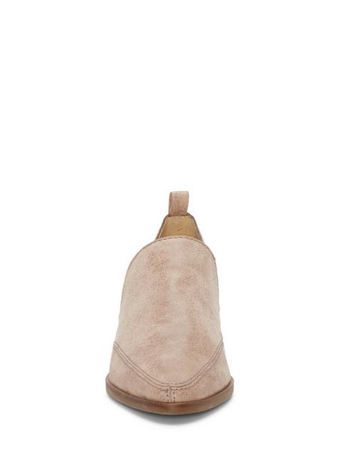 MAHZAN BOOTIE, LIGHT BROWN