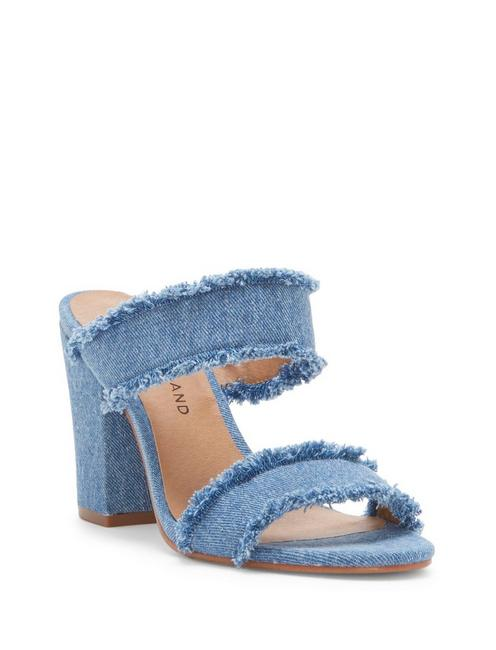 Lucky Mkennah Denim Heel