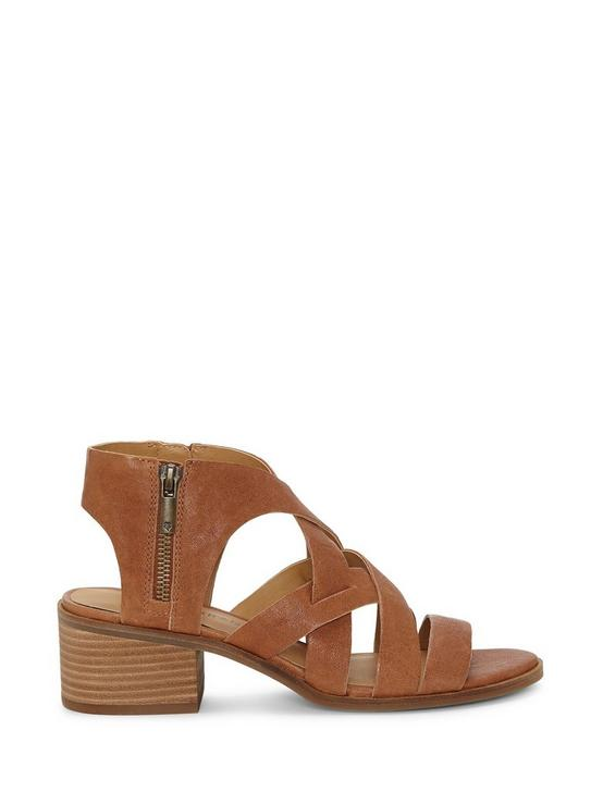 NAYELI SANDAL, OPEN BROWN/RUST, productTileDesktop