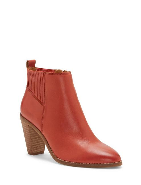 NESLEY LEATHER BOOTIE,