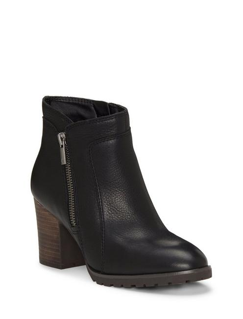 NILAFA LEATHER BOOTIE,