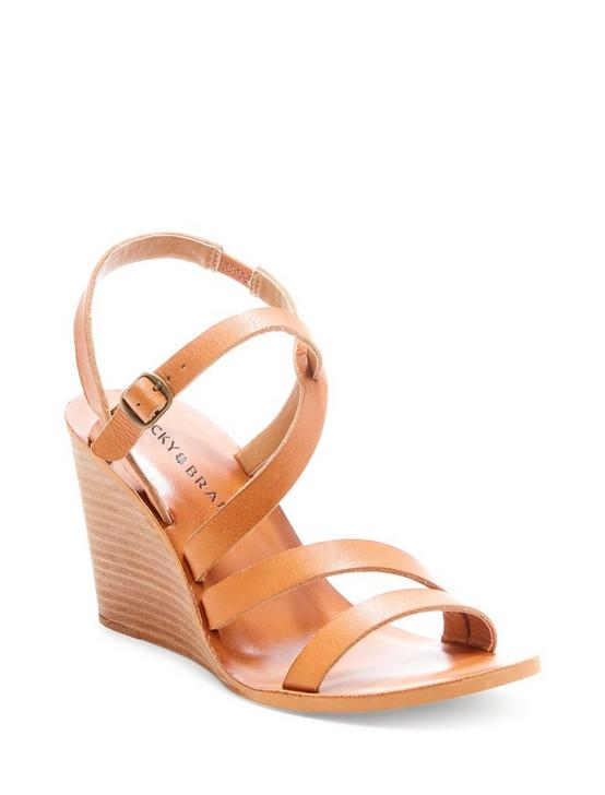 NOEMIA WEDGE, LIGHT BROWN, productTileDesktop