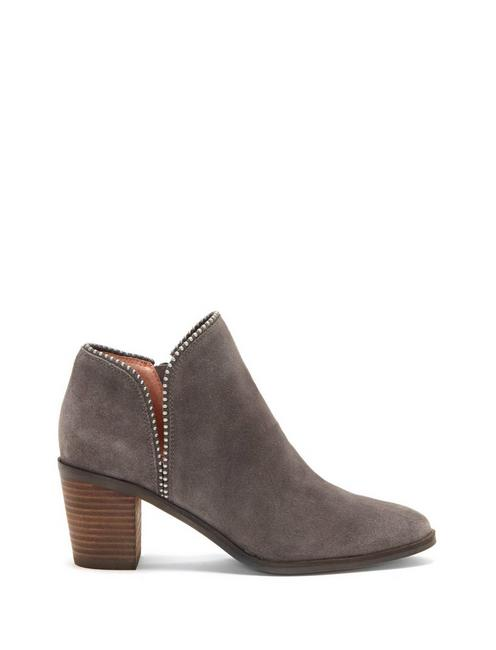 PINCAH BOOTIE, DARK GREY