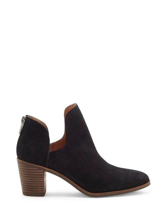 POWE BOOTIE, BLACK, productTileDesktop