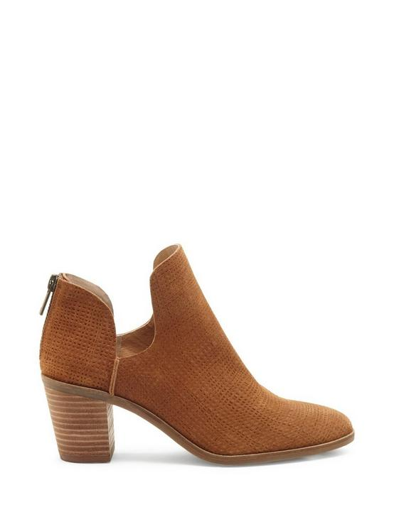 POWE BOOTIE, OPEN BROWN/RUST, productTileDesktop
