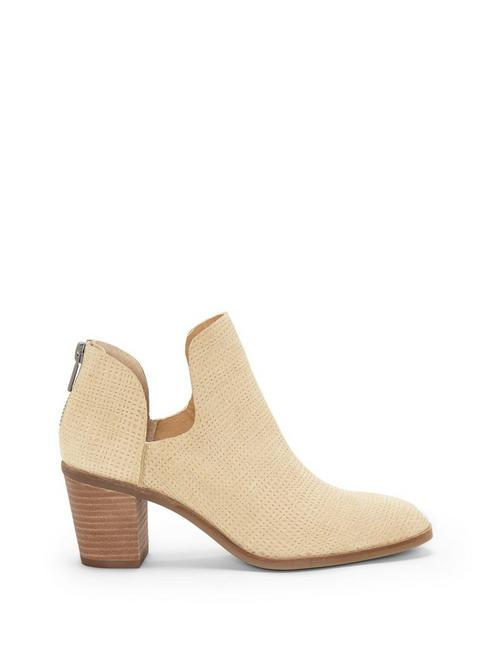 POWE BOOTIE, MEDIUM BEIGE