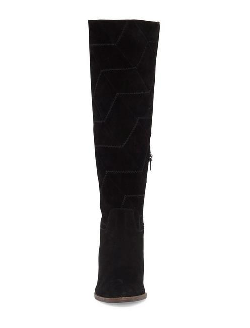 PROUSKA SUEDE BOOT, BLACK