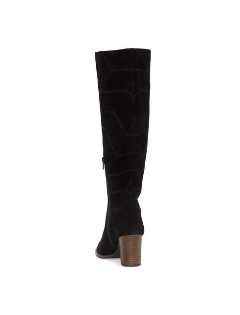 PROUSKA SUEDE BOOTS, BLACK
