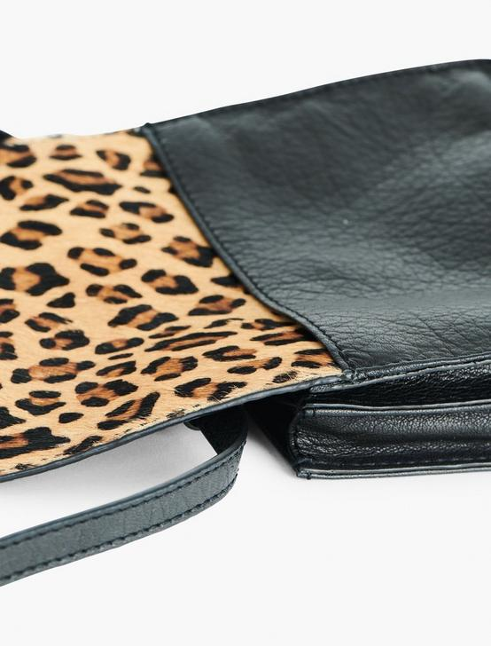 LEOPARD RELA CROSSBODY, BRIGHT YELLOW, productTileDesktop