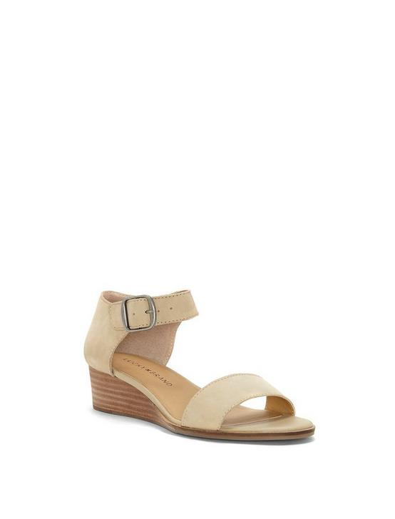Riamsee Suede Wedge