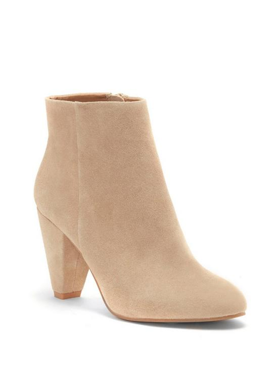 SAIRIO BOOTIE, MEDIUM BEIGE, productTileDesktop