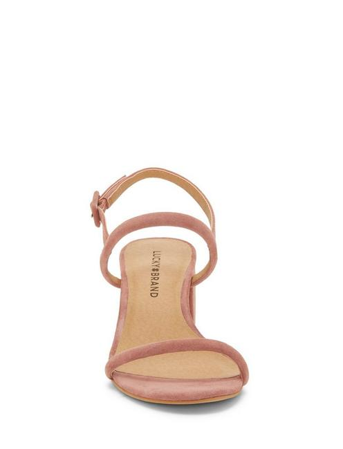 SHAELA HEEL, LIGHT PINK