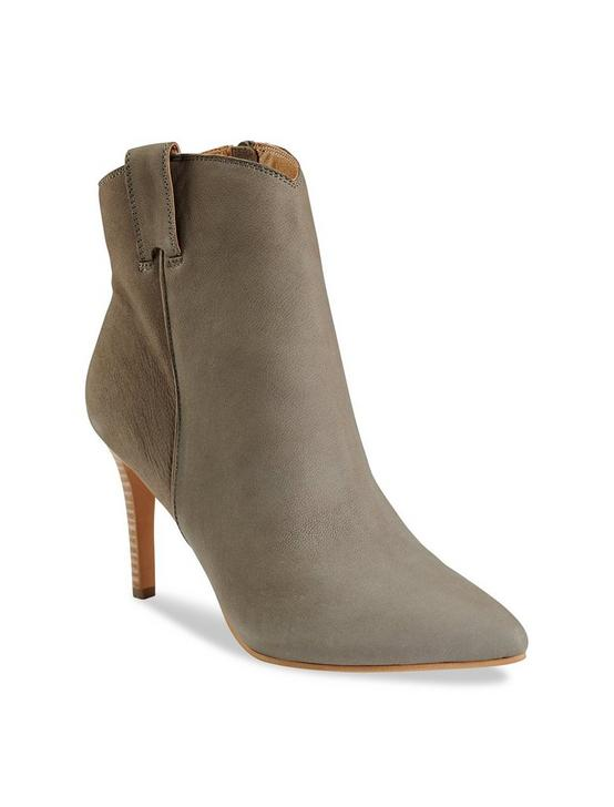 TORINCE BOOTIE, LIGHT GREY, productTileDesktop