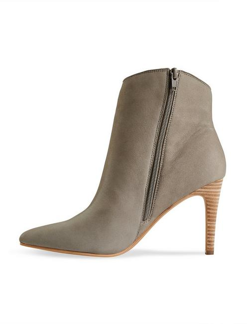 TORINCE BOOTIE, LIGHT GREY