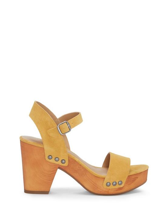 TRISA HEEL, DARK YELLOW, productTileDesktop
