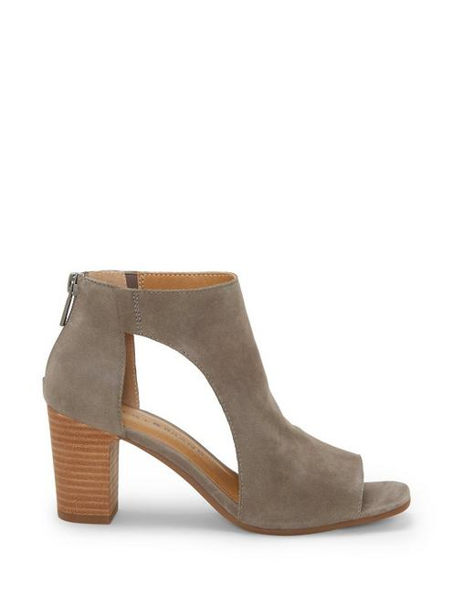 UDINE HEEL, LIGHT GREY