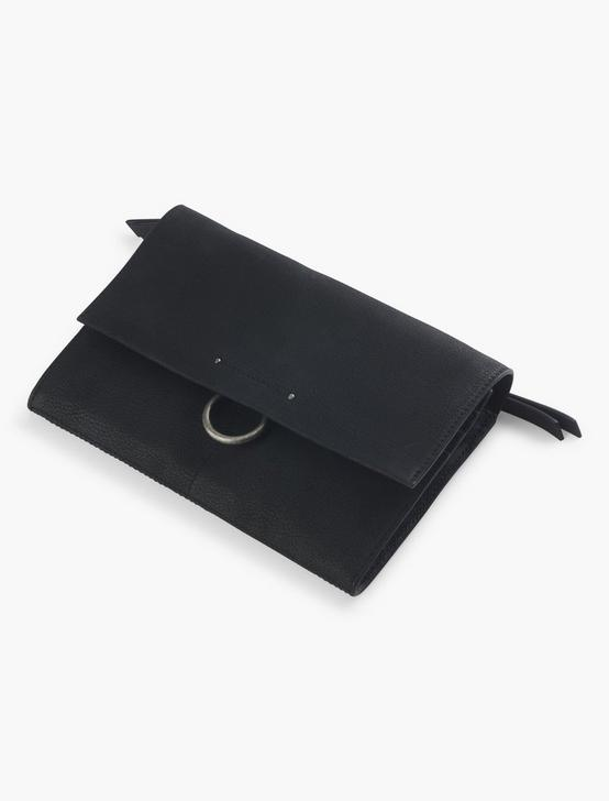 CONVERTIBLE WALLET, BLACK, productTileDesktop