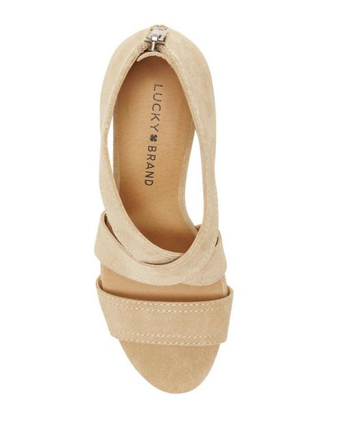 VIDVA HEEL, MEDIUM BEIGE