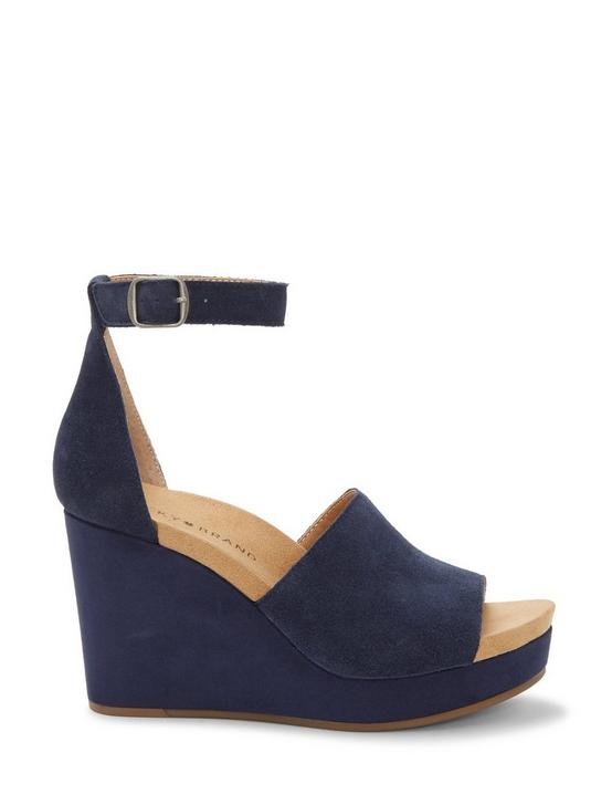 YEMISA WEDGE, DARK BLUE, productTileDesktop